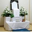 遺骨安置祭壇